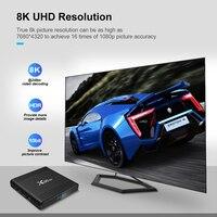 android 4 2 New X96 Air 4GB 64GB Smart TV Box Amlogic S905X3 Android 9.0 TV BOX Bluetooth 4.0 1080P 8K 60fps 2.4G&5.0 WIFI Set Top Box (2)