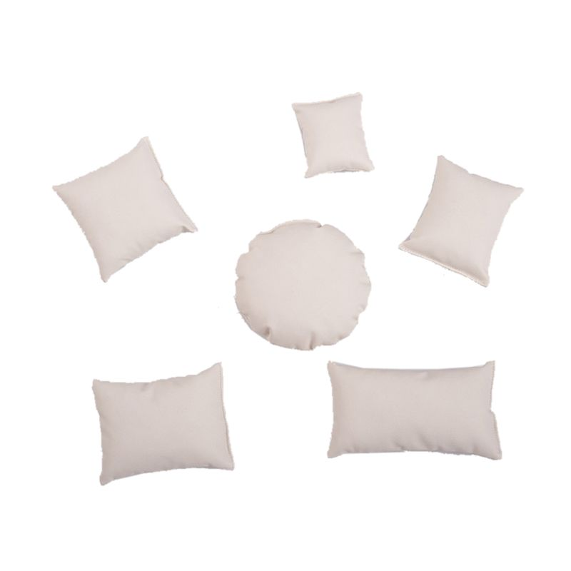 6 Pcs/set [Baby Photography Props Accessories Newborn Posing Pillows Cushion Pad For Infant Baby Photo Shooting