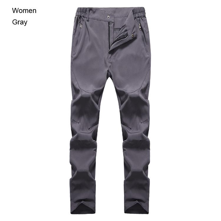 women gray