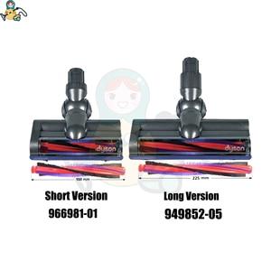 Image 2 - Barra de escova de cerdas de náilon de substituição para dyson v6 dc58 dc59 sv03 sv073 dc62 escova 963830 01 963830 02 peças de reposição acessórios