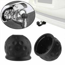 Аксессуары для трейлера шар для трейлера крышка головки буксировочный бар крышка шарика крышка защиты шар для трейлера крышка