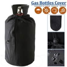 20lb propano tampa do tanque de gás tampas de garrafa à prova de poeira à prova ddust água para ao ar livre fogão a gás peças de acampamento capa de proteção contra poeira