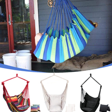 Hammock Swing-Chair Outdoor Camping Bed Lazy-Swing Bedroom Garden Home for Travel Courtyard