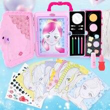1 Набор игрушек для макияжа милая многофункциональная ручка
