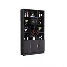 Table Living Room Adega Vinho Meja Vetrinetta Da Esposizione Desk Hotel Commercial Furniture Shelf Mueble Bar Wine Cabinet