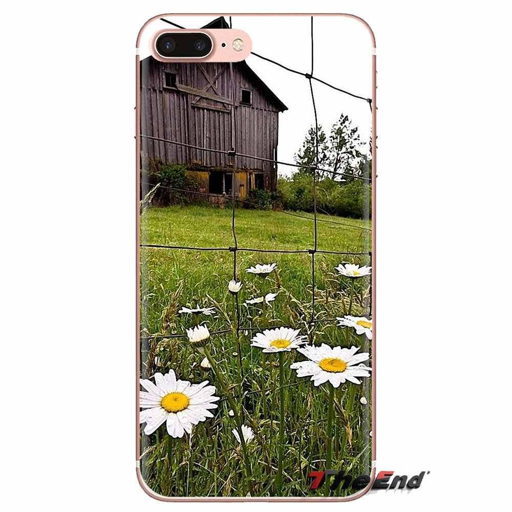 For Xiaomi Mi3 Samsung A10 A30 A40 A50 A60 A70 Galaxy S2 Note 2 Grand Core Prime listen to nature in Country Life Art Case Cover