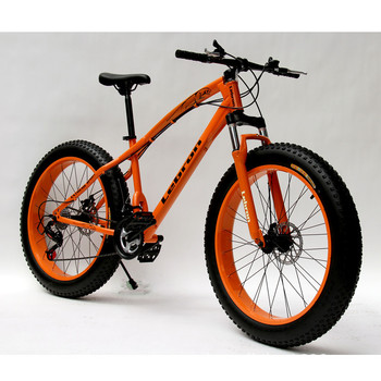 High Performance Mountain Bike 1