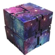 Neo Cube Mini Multicolor 8*4*2Cm Speelgoed Edc Angst Stress Magische Kubus Volwassen Educatief Speelgoed voor Kinderen Gift