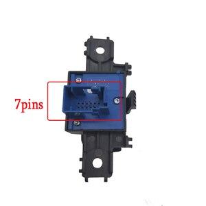 Image 2 - Elektronische Hand brems Schalter Handbremse taste Geeignet Für Peugeot 3008