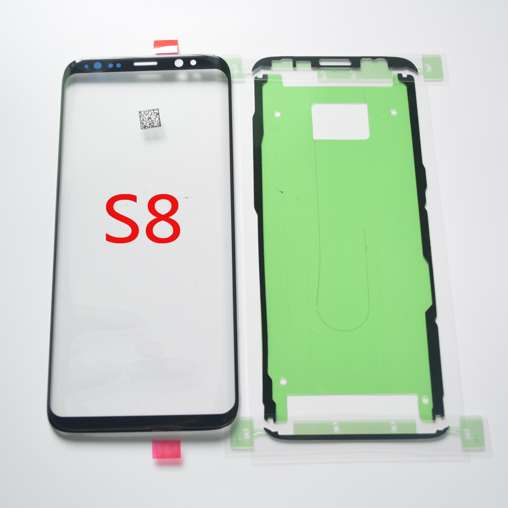 Screen Touch Panel Replacement For Samsung S8 Galaxy S8 G950 G950F Origianl Phone Display Touch Screen LCD Front Outer Glass
