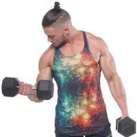 Camo Tank Top Männer 3D Druck Canotta Bodybuilding Kleidung 2020 Singulett Fitness Kleidung Männer Tanktop Ärmellose
