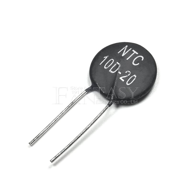 10er NTC Thermistor Widerstand NTC 10D-20 Thermowiderstand