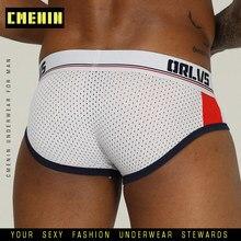 Male Briefs Sexy Gay Men Underwear Cotton ropa Men's Brief C