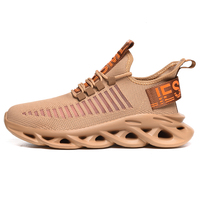 G101 Brown-Couples Sneakers Casual Breathable Comfortable Sport Running Shoes