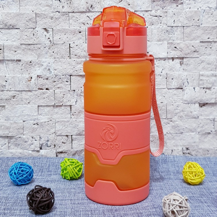 ZORRI Lightweight Bottle for Water BPA free Tritan Flask бутылка для воды  500ml/1000ml CE / EU Drinkware shaker botella de agua|Water Bottles|   - AliExpress