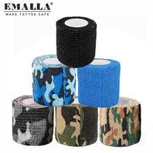 Emalla 6 шт одноразовые самоклеящиеся эластичные ленты ручка