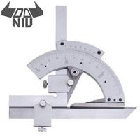 DANIU Universal Protractor 0 320/360 Degree Goniometer Angle Measuring Finder Ruler Tool Woodworking Measuring Tool