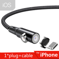 Black iOS Cable D