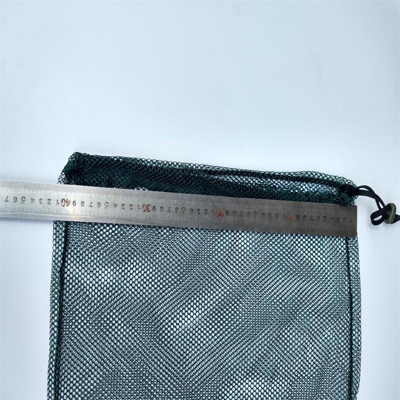 Special Offer Net Pocket Small String Bag Small Fish Nursing Fish Cage Fish Basket Fish Contraction Mouth Portable Fish Net Fish