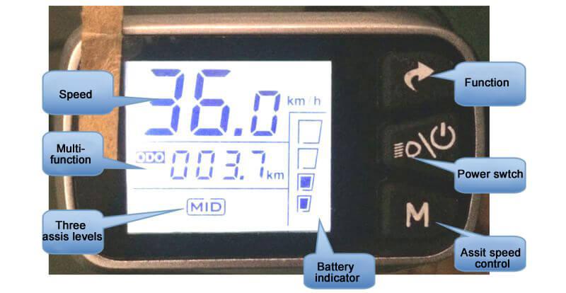imortor-LCD-display