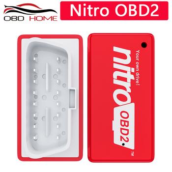 OBD2 Super ECO NitroOBD2 15 benzyny samochody benzynowe wtyk tuningowy do chipa i napęd Nitro OBD2 35 większa moc 25 większy moment obrotowy tanie i dobre opinie ACARTOOL CN (pochodzenie) english Czytniki kodów i skanowania narzędzia Multi-Language 13 Kinds Multi-Brand Cars Supports 7 Kinds of OBD2 Protocols