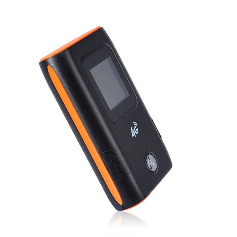 2 шт 4G Wifi роутер автомобильный мобильный Точка доступа беспроводной широкополосный Карманный Mifi разблокировка Lte модем беспроводной Wifi расширитель повторитель мини Rout - 5