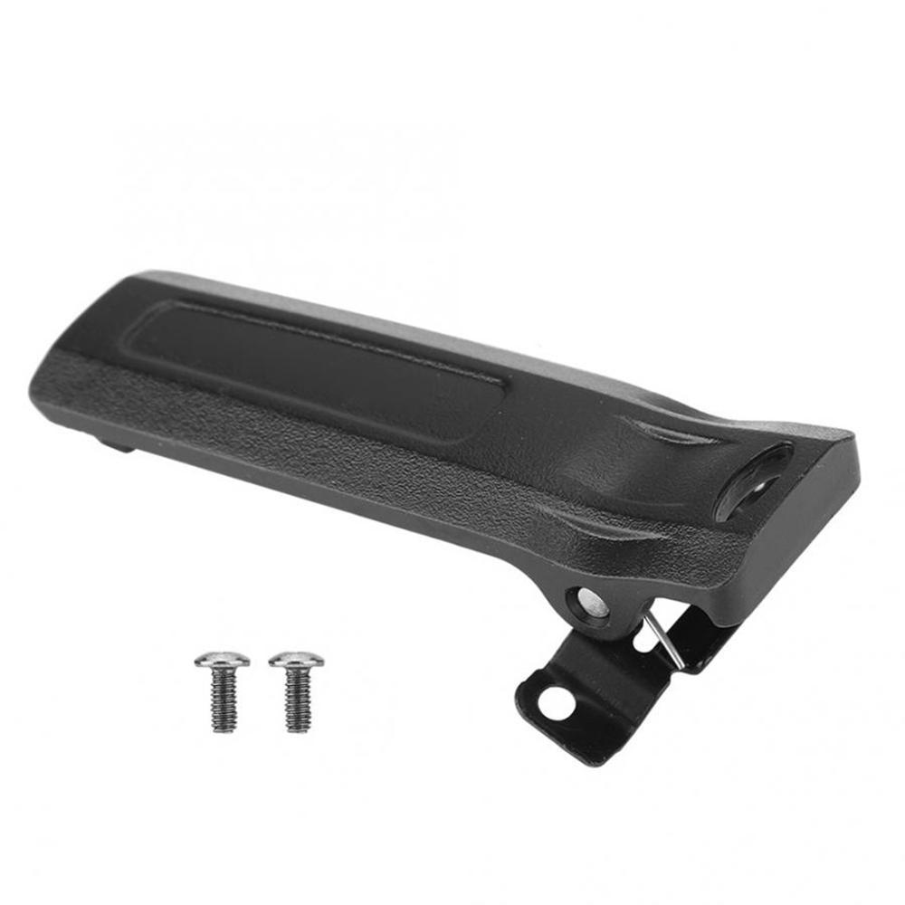 1pcs Baofeng Radios UV-8D Belt Clip For BAOFENG UV-82 UV-8D UV-6D Ham Radio Walkie Talkie Accessories