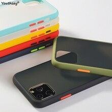 For Samsung Galaxy A12 Case Silicone Matte Case For Samsung Galaxy A12 Cover For Samsung A12 M51 S20 FE A51 A71 S21 Ultra Case