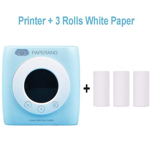 b and 3rolls paper