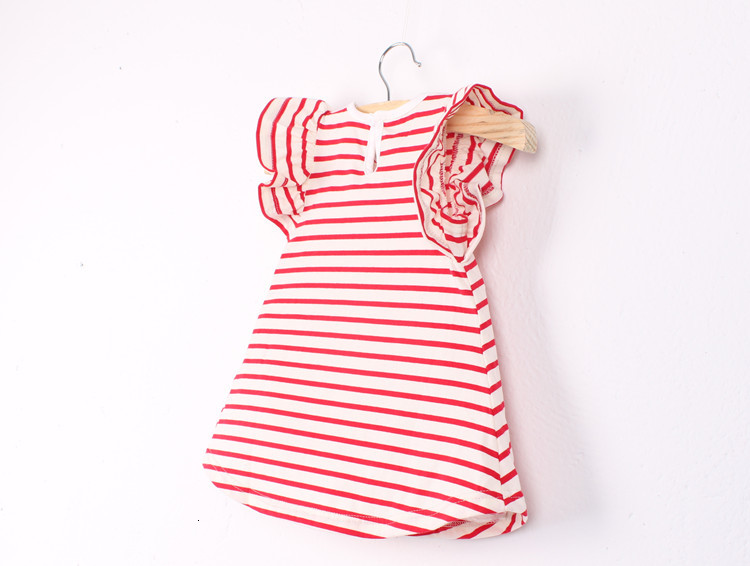 H6a6b1954b0af4c0c847140a9888ccc629 Girls Dress 2018 Summer Explosion Solid Color Denim Dress Cartoon Polka Dot Bow Cartoon Bunny Satchel Korean Baby Cute Dress