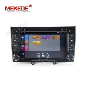 Image 2 - Gratis Verzending Hd 1024X600 Android 10.0 7Inch Auto Dvd Multimedia Voor Peugeot 308 408 Met Wifi Radio gps Navigatie 8G Kaart