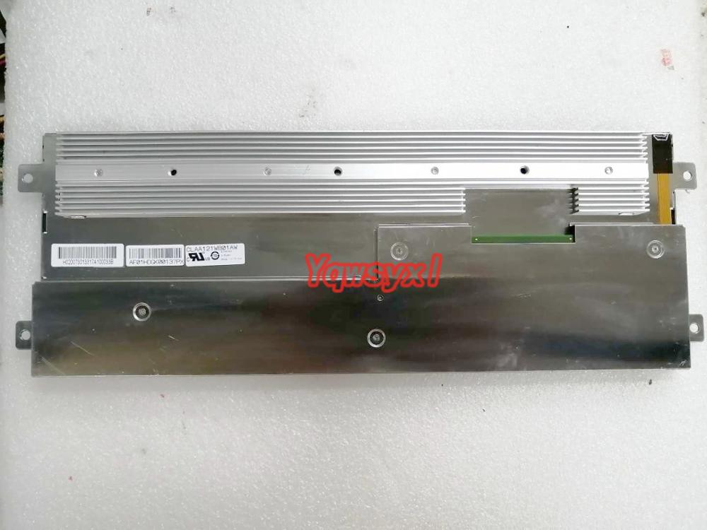 Yqwsyxl Original 12.1inch  LCD Screen Panel  CLAA121WB01AW  CLAA121WBO1AW  LCD Display Screen for Car LCD Display  Replacement