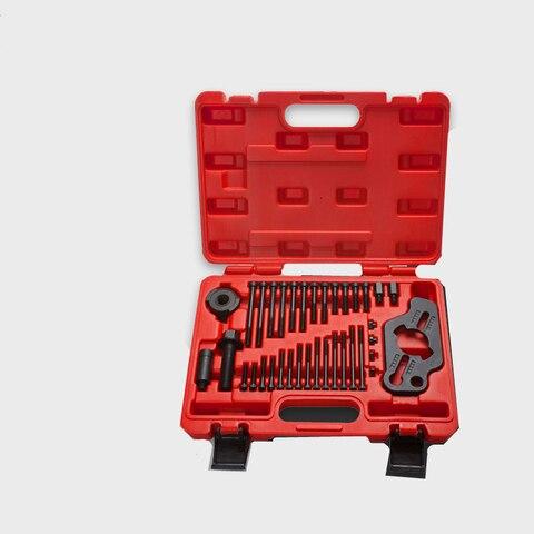 conjunto de ferramentas de remocao de polia de