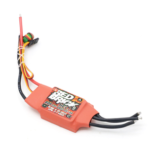 Image 5 - Red Brick 50A/70A/80A/100A/125A/200A Brushless ESC Electronic Speed Controller 5V/3A 5V/5A BEC for FPV Multicopter