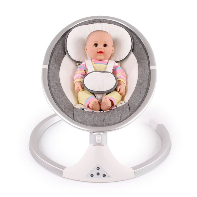 Baby Eectric Rocking Chair  For Boy And Girls  Smart Bluetooth With Music