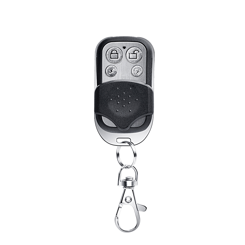433MHz Wireless Remote Controller Metal Key Chain For Our Wifi GSM W2B W3B W4B PG103 106 107 Home Burglar Security Alarm System