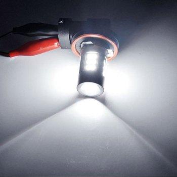 1157 2835 27SMD luz de freno de repuesto lámpara de cabeza