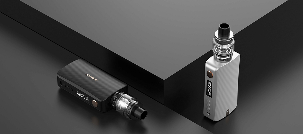 , Vaporesso GEN TC 220w Vape Kit with Vaporesso GEN E