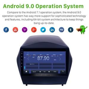 Image 2 - Seicane 안 드 로이드 9.0 2din 자동차 라디오 2009 2010 2011 2012 2015 현대 IX35 GPS 멀티미디어 플레이어 블루투스 OBD2 2GB RAM