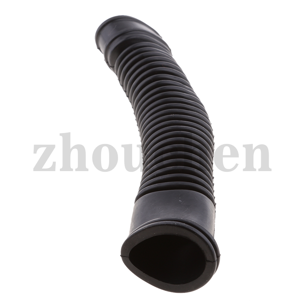 Motorcycle Air Filter Hose Intake Tube Rubber For Kazuma Meerkat 50cc Falcon 90cc Engines ATV (Black)