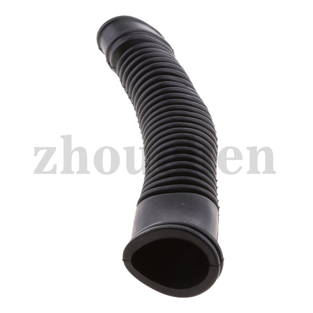 Motorcycle Air Filter Hose Intake Tube Rubber For Kazuma Meerkat 50cc Falcon 90cc Engines ATV (Black)