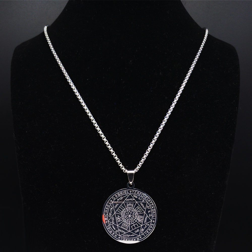 Seal of the Seven Archangels Pendant