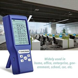 Digital CO2 Sensor CO2 Meter Carbon Dioxide Detector Gas Analyzer Air Quality Monitor Gas Detector CO2 Messgerät CO2 Medidor