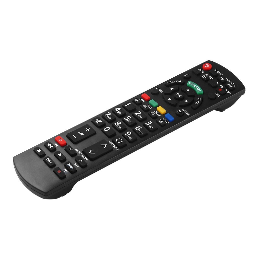 Universal Smart TV Remote Control Replacement For Panasonic N2QAYB000487 EUR76280 EUR-7628030 Television Remote Control