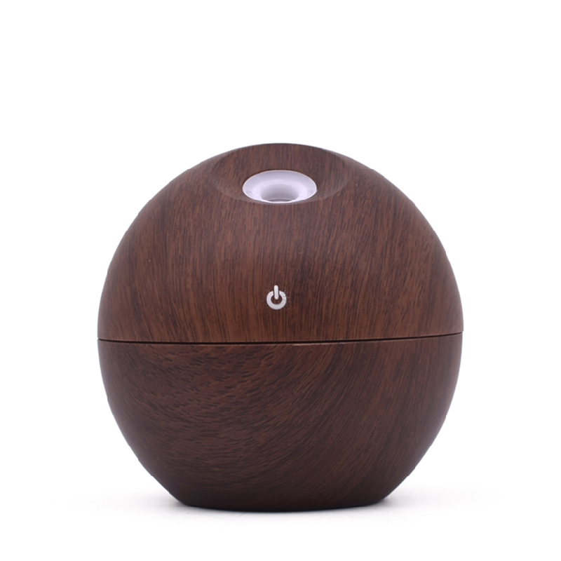 NMT-109  7 Color Change LED Night Light USB Ultrasonic Aroma Essential Oil Diffuser Mist Humidifier Air Purifier