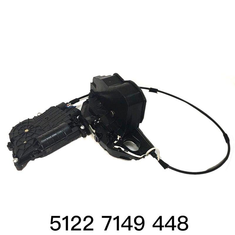 Защёлка крышки багажника автомобильный привод дверного замка 51227149448 для BMW 5GT F07, задний правый