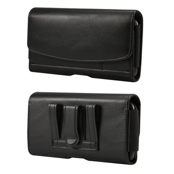 Cell Phone Holster Case For Ulefone Armor 7 3WT 5S 6s 6E X3 X5 X6 S11 Note 7P Leather Pouch Case With Belt Clip And Card Holder