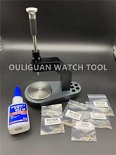 Reparação ferramentas de relógio reparação soldagem e ligação relógio de discagem de mesa ferramentas de pé