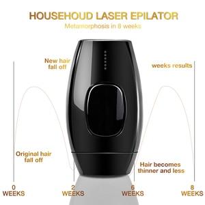 Image 5 - 1200000 Flash Permanent IPL Epilator Laser Hair Removal depiladora facial Electric photoepilator dropship Painless Hair Remover