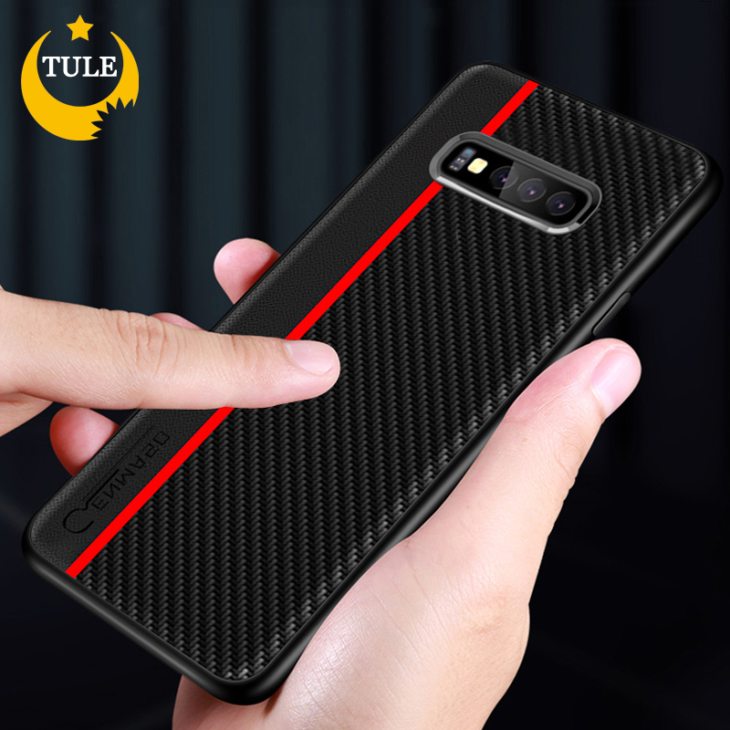 Original Fiber Protect Case for <font><b>Samsung</b></font> Galaxy S8 S9 S10 S20 Ultra S10e Note 9 10 Plus A30 <font><b>A50</b></font> A70 A7 A8 2018 <font><b>Back</b></font> <font><b>Cover</b></font> Cases image